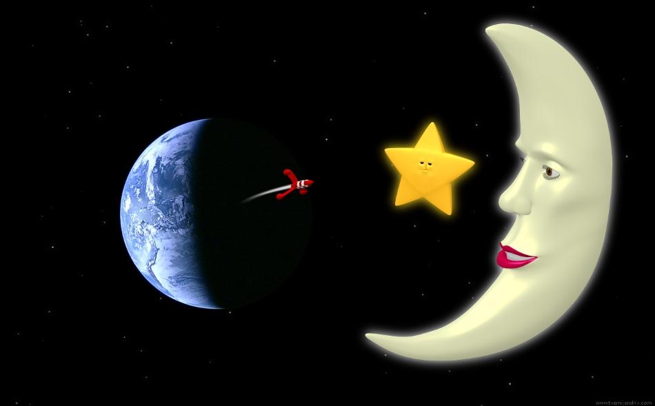 3d nueva imagen qu querr n ahora for Que luna estamos ahora