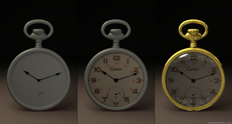 time version 0.1